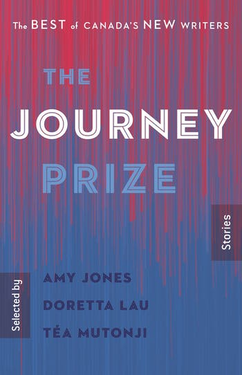 journey prize anthology